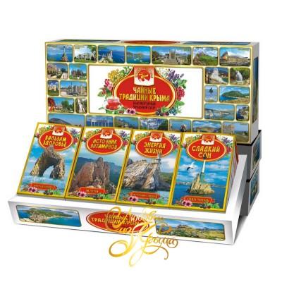 Крымский натуральный чай. Пазл. 180 гр.