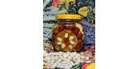 Орехи в меду. Балфитюр, 250 гр.